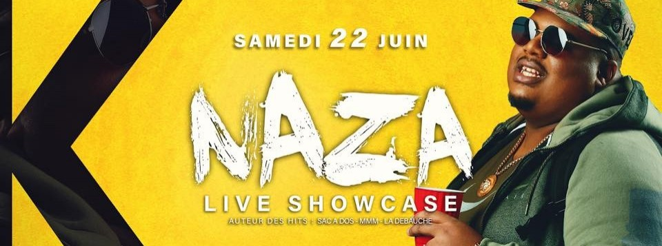 NAZA • LIVE SHOWCASE