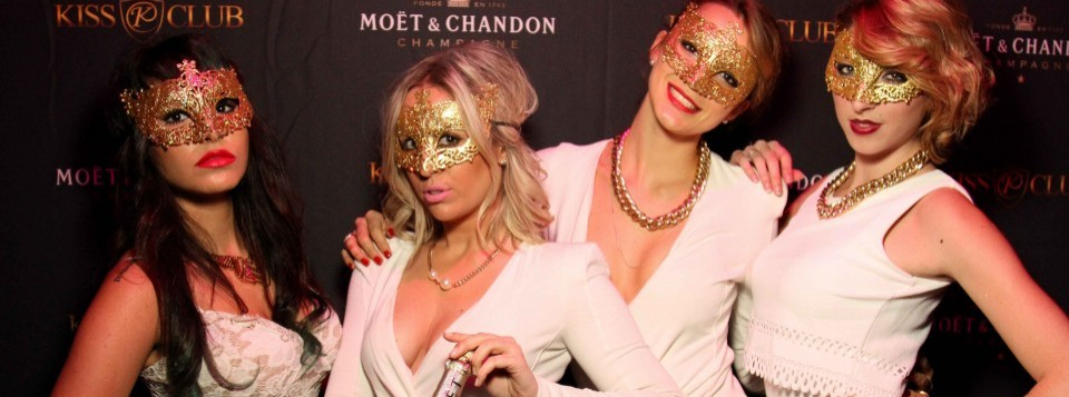 CHAMPAGNE SATURDAY Powered by MOËT & CHANDON | SAM. 14 NOV. 2015