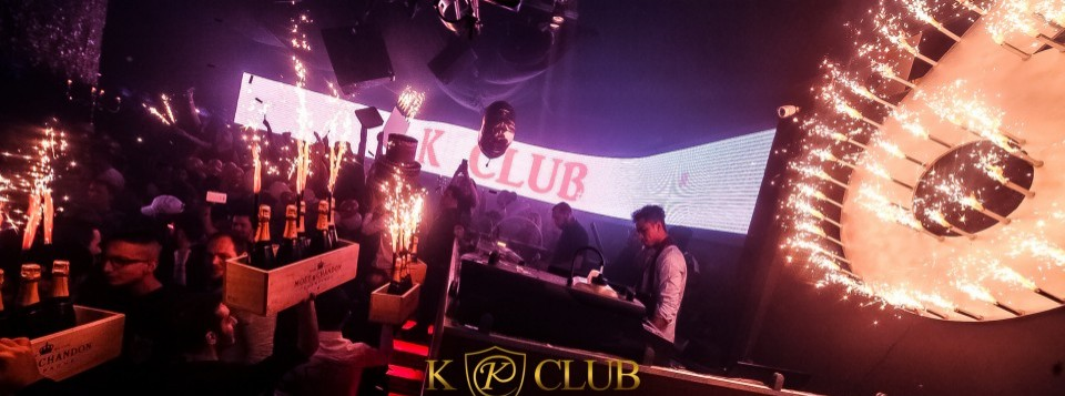 K CLUB 6th ANNIVERSAY | SAM. 20 FEV. 2016