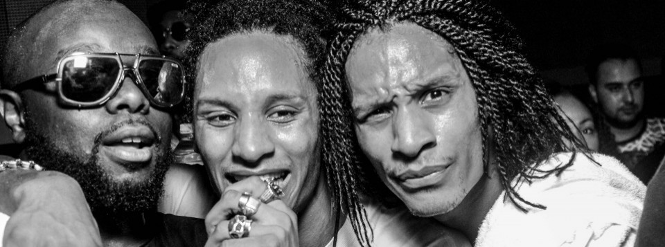 LES TWINS • Exclusive LIVE SHOW | SAM. 12 SEP. 2015