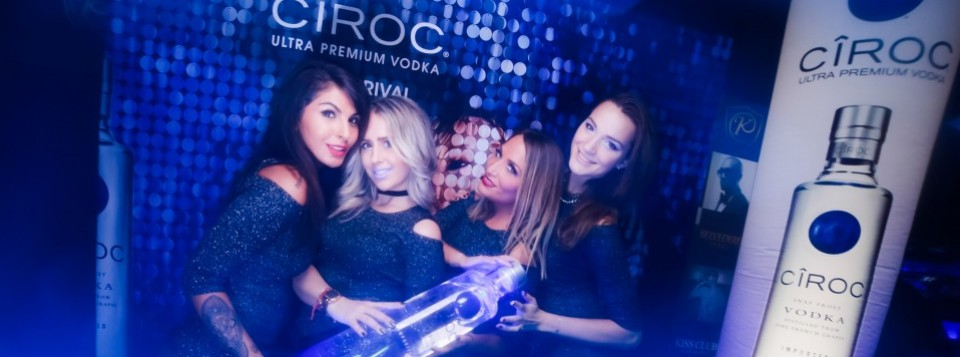 PARTY LIKE A CELEBRITY WITH CÎROC | SAM. 14 JAN. 2017